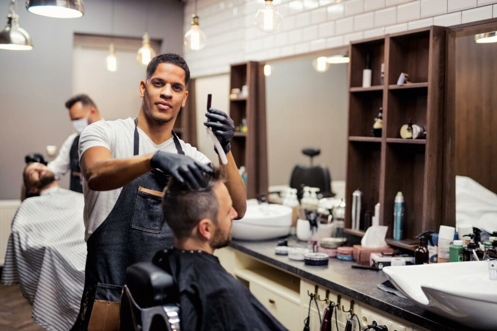 Train To Become A Barber At Miami Barber Institute