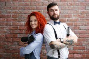 female-and-male-barbers